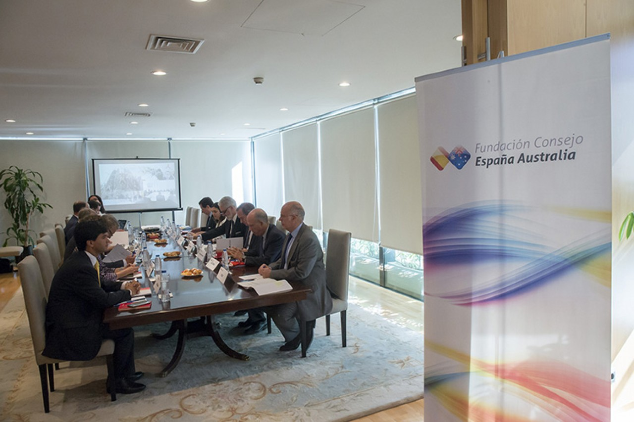 XVII Board Meeting of the Spain Australia Council Foundation