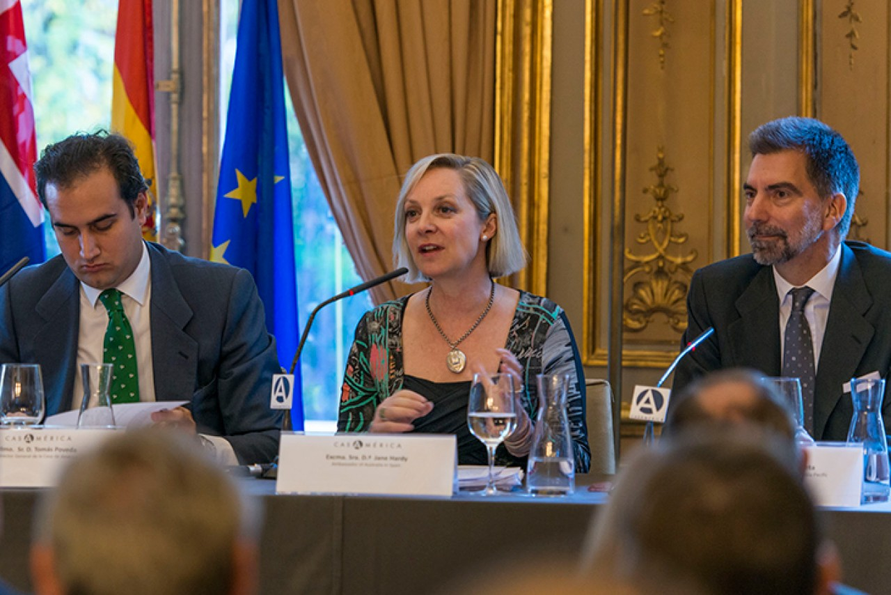 Casa América acoge el seminario 'Australia, Spain and the EU: partnering in an uncertain world'