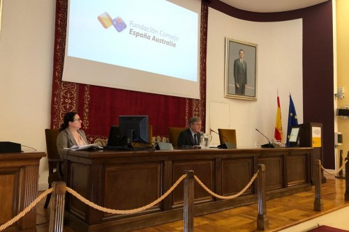 The Council Foundations network at the Diplomatic School of Spain