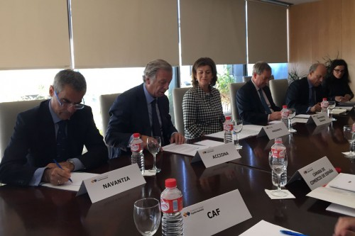 Extraordinary meeting of the Board of the Spain Australia Council Foundation