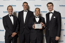 Acciona premiada con el 'Brisbane Lord Mayor's Business Innovation'