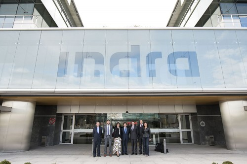 For Indra, Australia is an example of best practices and business acumen