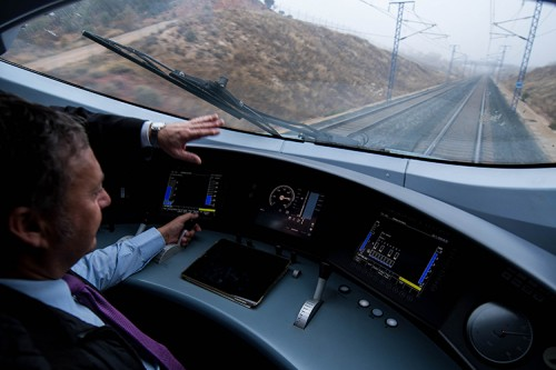 Spain's high-speed trains: a model to follow
