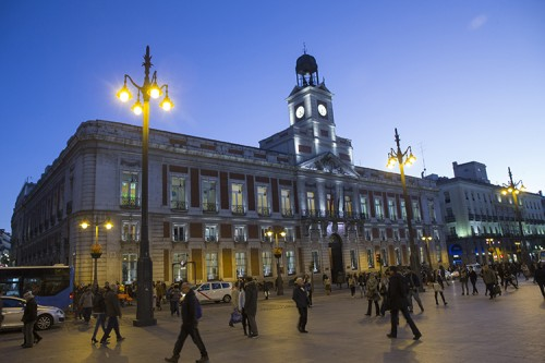 Madrid showcases its tourist attractions for the Australian Leaders