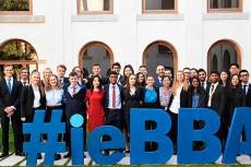 Un equipo australiano, en el primer BBA Business Challenge de IE University