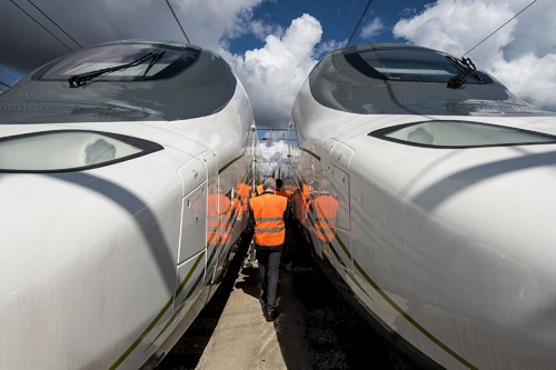 Talgo sets its sights on the australian market