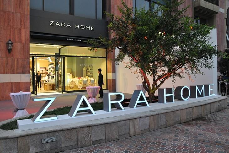Zara home abre su primera tienda en melbourne fundaci n - Zara home es ...